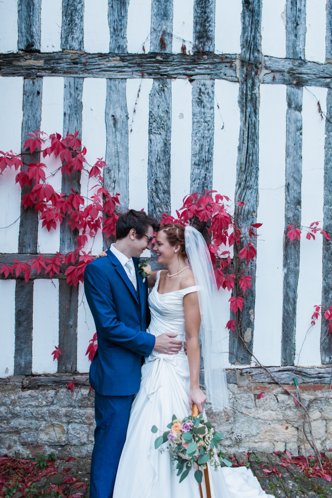 Vibrant autumn colours and tons of styling ideas for a Notley Barn wedding with Amanda Karen Photography (31)