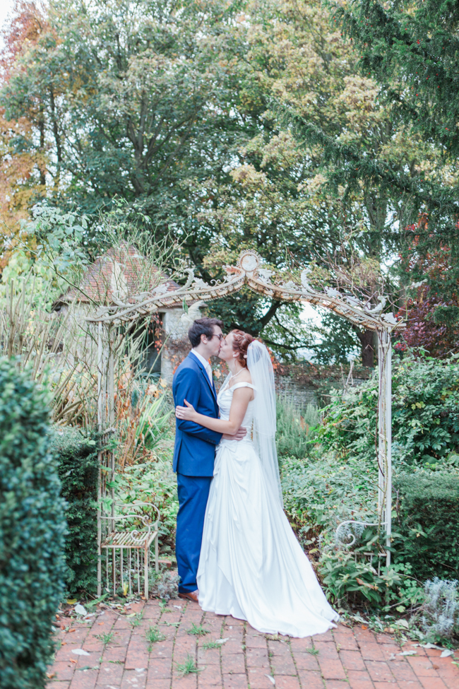 Vibrant autumn colours and tons of styling ideas for a Notley Barn wedding with Amanda Karen Photography (32)