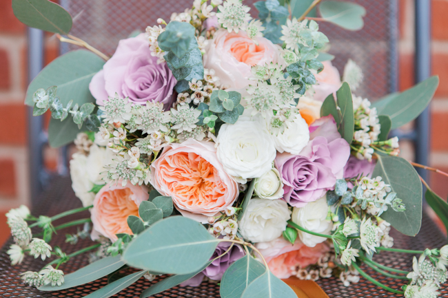 Vibrant autumn colours and tons of styling ideas for a Notley Barn wedding with Amanda Karen Photography (4)
