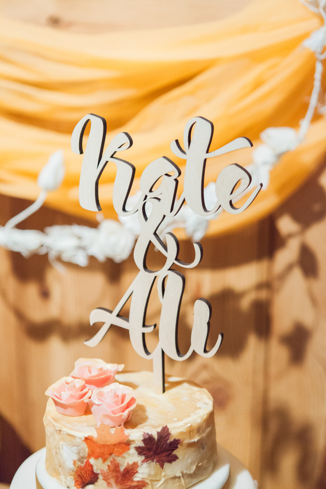 Vibrant autumn colours and tons of styling ideas for a Notley Barn wedding with Amanda Karen Photography (12)