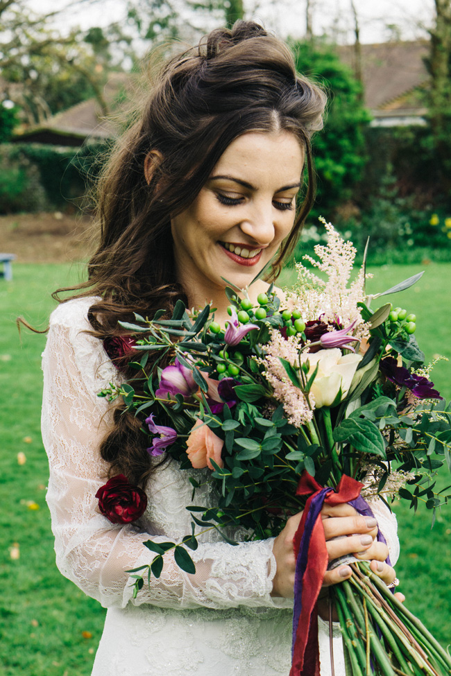 Fabulous floral wedding style ideas at Findon Manor, with Maria D'Souza Photography (11)