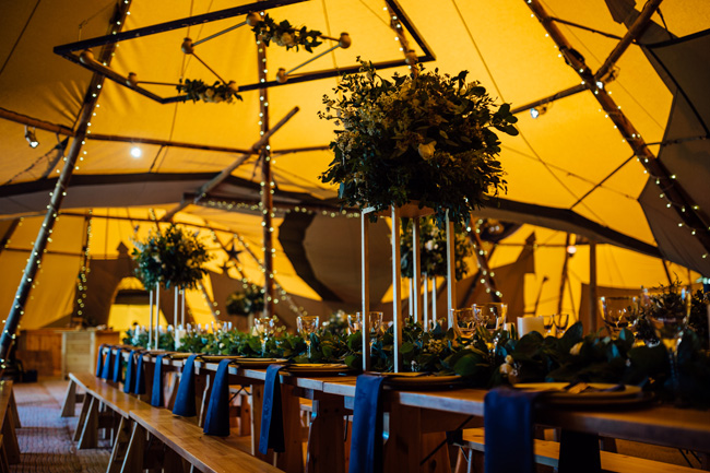 Tipi wedding ideas in Derbyshire, with Humpston and Bull Photography (3)