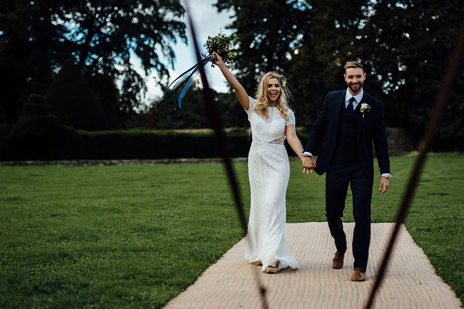 Tipi wedding ideas in Derbyshire, with Humpston and Bull Photography (10)