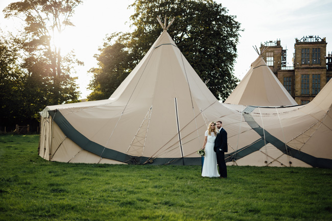Tipi wedding ideas in Derbyshire, with Humpston and Bull Photography (34)
