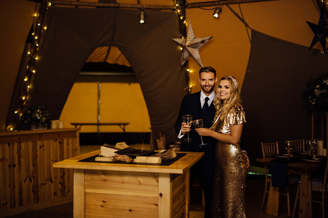 Tipi wedding ideas in Derbyshire, with Humpston and Bull Photography (35)