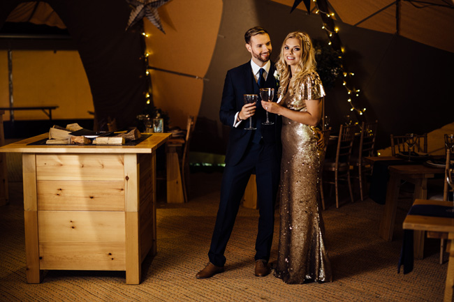 Tipi wedding ideas in Derbyshire, with Humpston and Bull Photography (37)