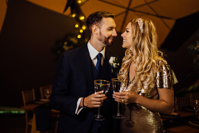 Tipi wedding ideas in Derbyshire, with Humpston and Bull Photography (38)
