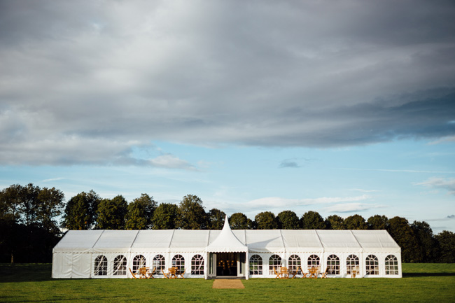 Humpston and Bull Photography at Hardwick Hall - beautiful marquee styling with florals and a touch of sparkle (21)