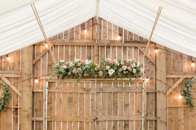 Styling inspo for your barn inspired marquee wedding with Heather Jackson Photography (4)