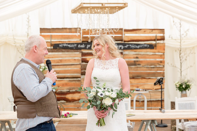 Styling inspo for your barn inspired marquee wedding with Heather Jackson Photography (32)