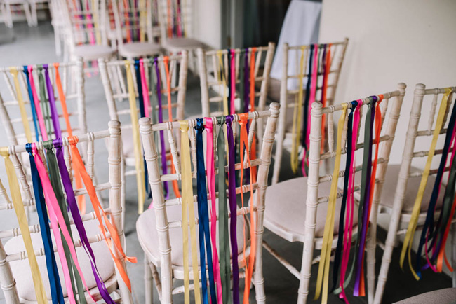 Bright and colourful spring wedding styling at the Matara Centre on the English Wedding Blog with Oobaloos Photography (10)