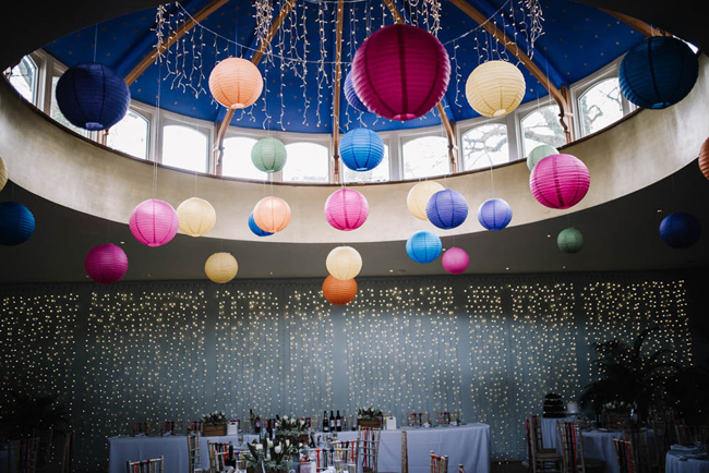 Bright and colourful spring wedding styling at the Matara Centre on the English Wedding Blog with Oobaloos Photography (40)