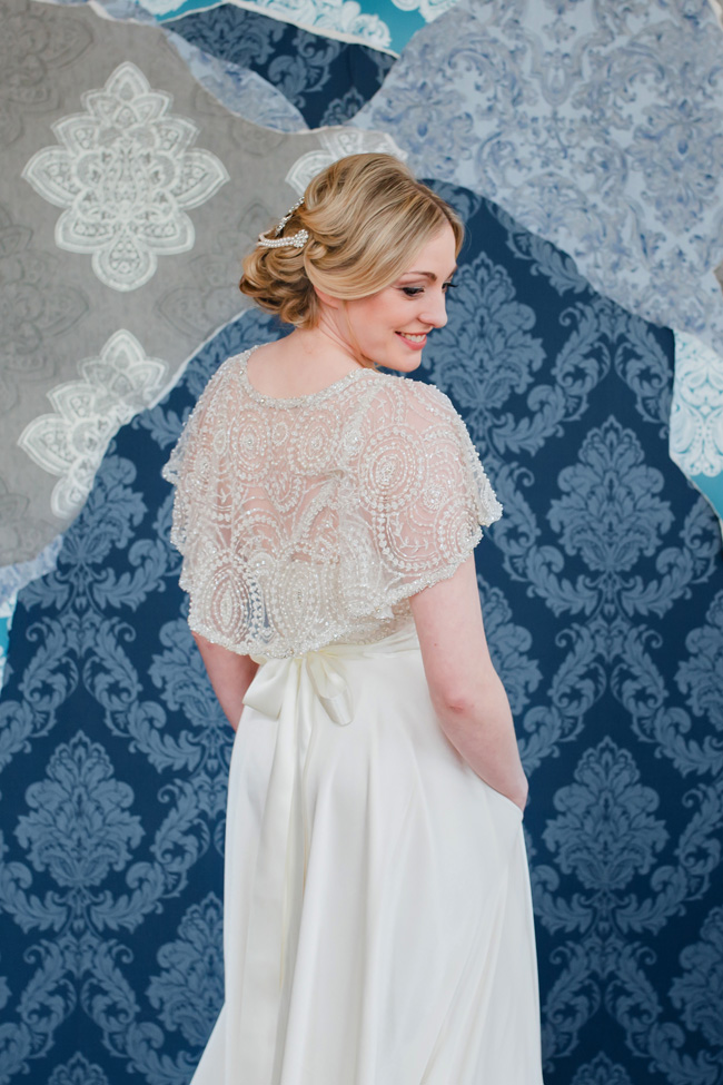 British made wedding dresses in Wales by Helen Rhiannon, photo credit Michelle Huggleston Photography (13)