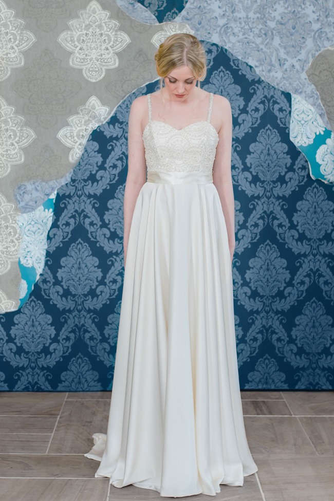 Monroe Dreams for a flattering wedding dress with grace and elegance ...