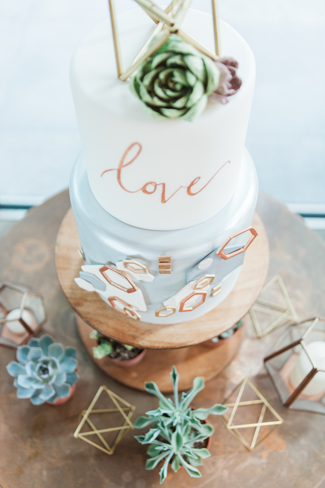 Copper and succulents for a Refinery wedding with Amanda Karen Photography Essex (20)