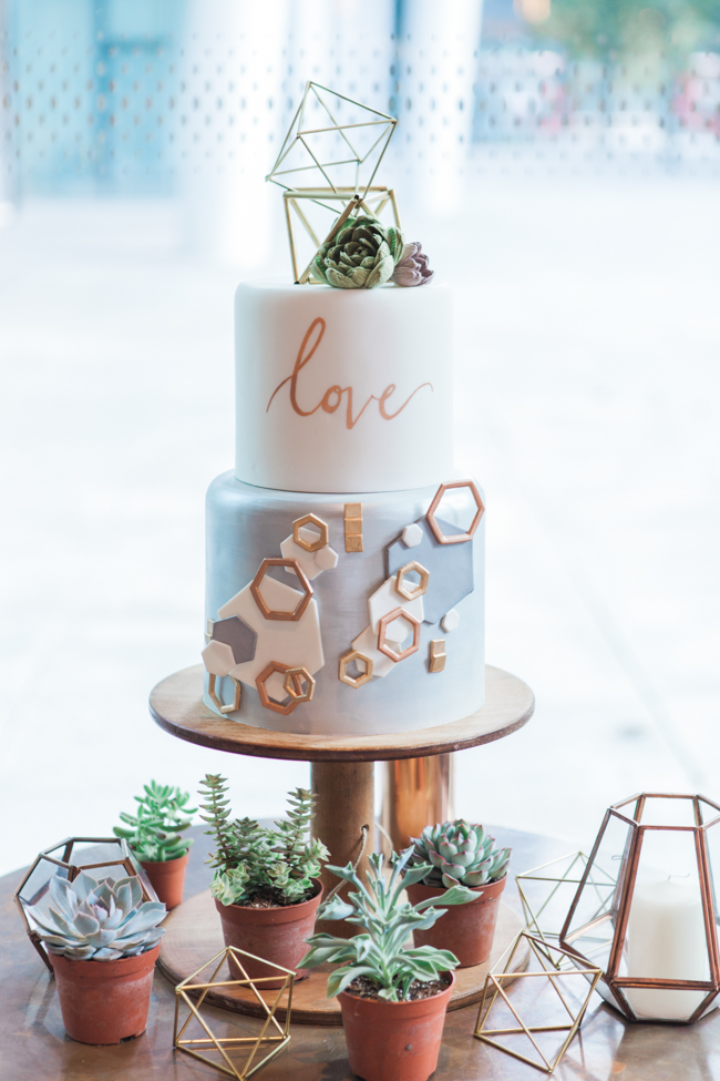 Copper and succulents for a Refinery wedding with Amanda Karen Photography Essex (17)