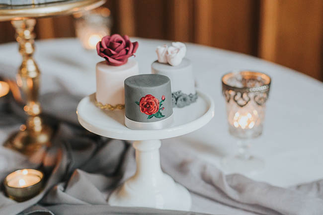 Gothic and glamorous wedding inspo from Carlton House in Yorkshire with Laura Calderwood Photography (13)