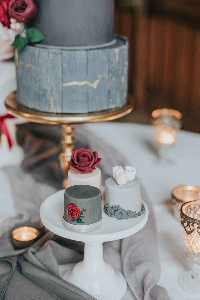 Gothic and glamorous wedding inspo from Carlton House in Yorkshire with Laura Calderwood Photography (14)