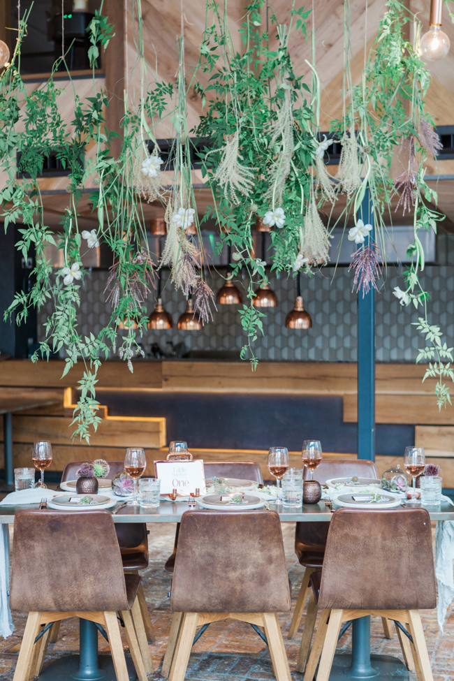 Copper and succulents for a Refinery wedding with Amanda Karen Photography Essex (31)