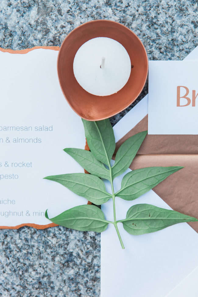 Copper and succulents for a Refinery wedding with Amanda Karen Photography Essex (42)