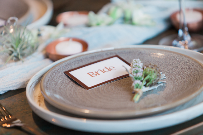 Copper and succulents for a Refinery wedding with Amanda Karen Photography Essex (43)