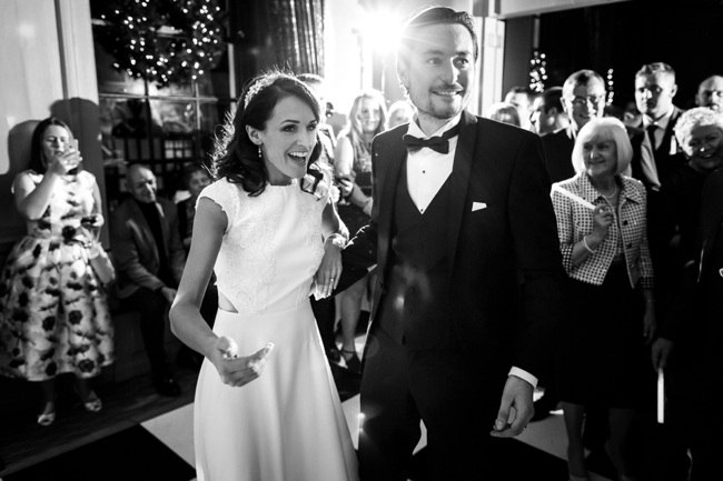 Black and white elegance with pops of winter colour, image credit Shane Webber Photography Chester (24)