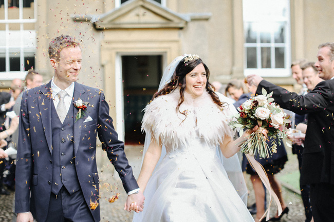 Fabulous inspo for a 1920s vintage wedding at Broughton Hall on the English Wedding Blog (15)