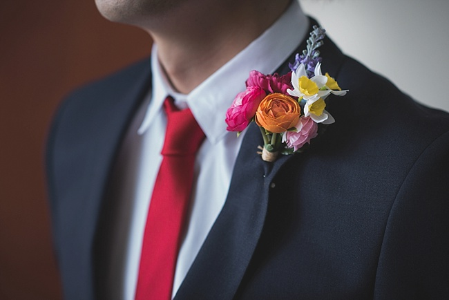 Vibrant colours and beautiful styling for a Shenley Cricket Club wedding by Linus Moran Photography (3)