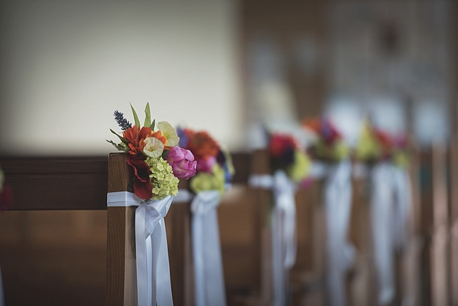 Vibrant colours and beautiful styling for a Shenley Cricket Club wedding by Linus Moran Photography (5)