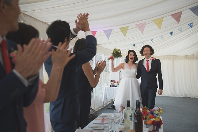 Vibrant colours and beautiful styling for a Shenley Cricket Club wedding by Linus Moran Photography (25)
