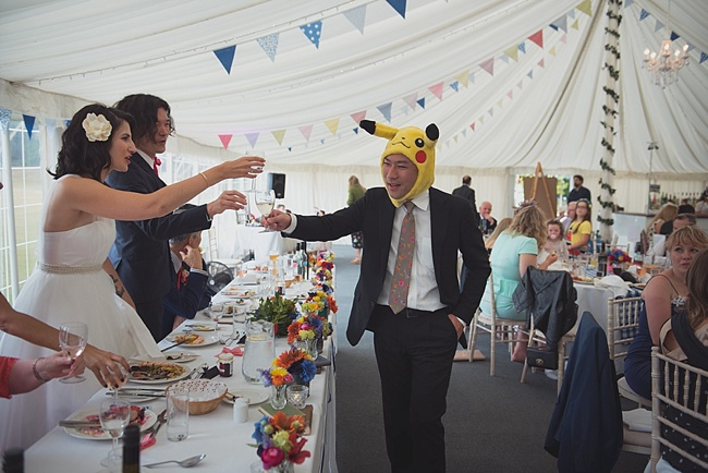 Vibrant colours and beautiful styling for a Shenley Cricket Club wedding by Linus Moran Photography (26)