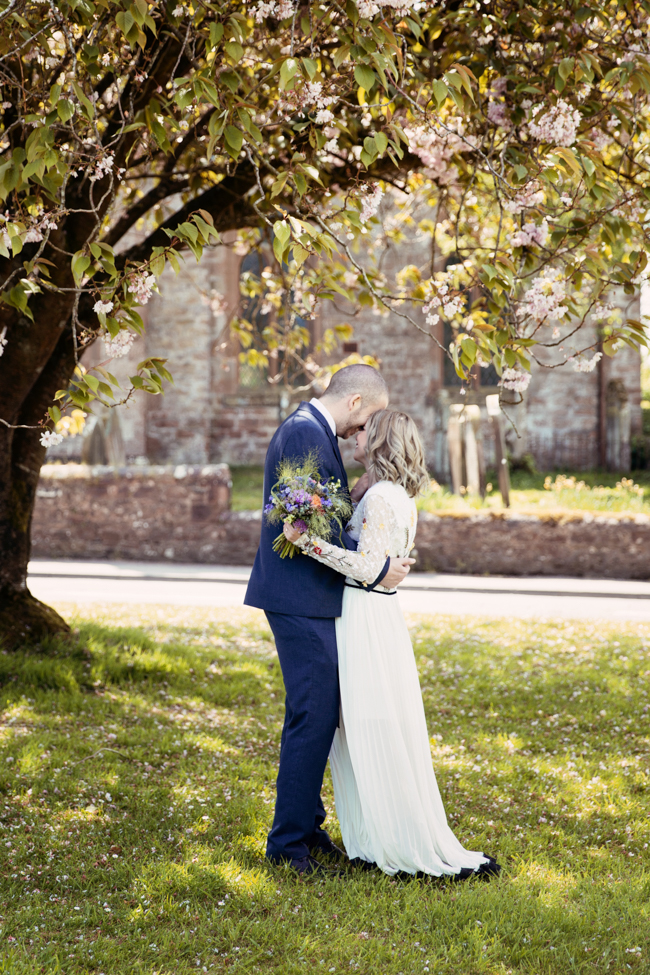 beautiful elopement images from Gretna Green, images by Camilla Lucinda Photography (3)