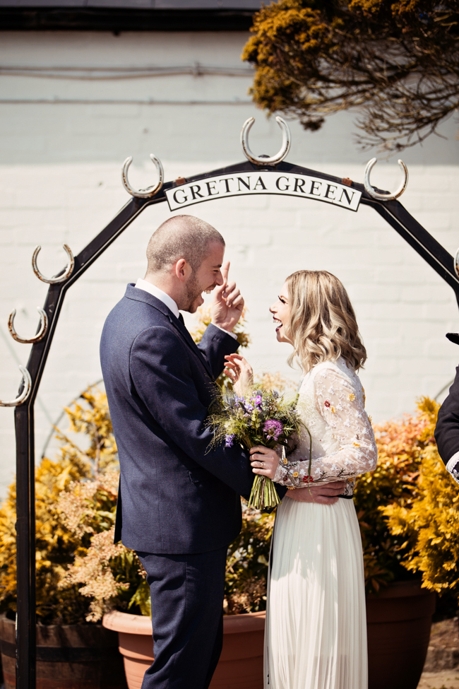 beautiful elopement images from Gretna Green, images by Camilla Lucinda Photography (16)