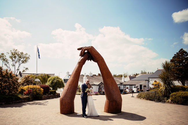 beautiful elopement images from Gretna Green, images by Camilla Lucinda Photography (13)