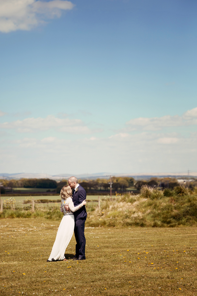 beautiful elopement images from Gretna Green, images by Camilla Lucinda Photography (11)
