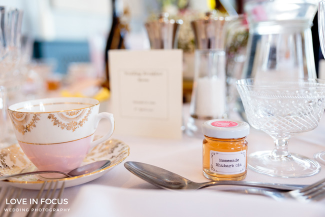 A sweet and pretty vintage wedding on the English Wedding Blog. Image by Love in Focus (20)
