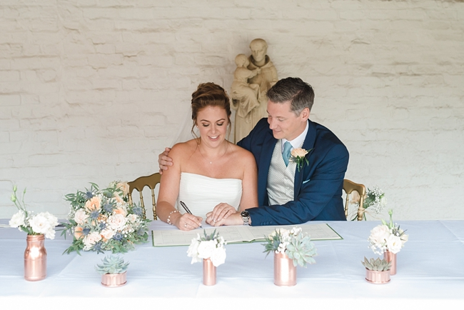 Beautiful September wedding ideas with handcrafted touches, image credit Hannah McClune Photography (11)