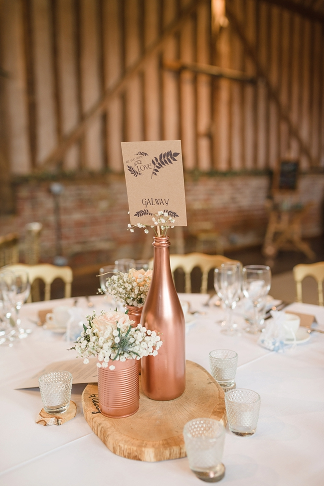 Beautiful September wedding ideas with handcrafted touches, image credit Hannah McClune Photography (19)