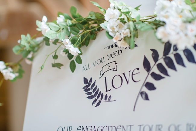 Beautiful September wedding ideas with handcrafted touches, image credit Hannah McClune Photography (33)