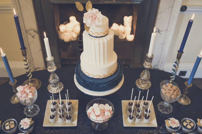 1930s true vintage wedding styling from Sprivers Mansion in Kent, with Sandra Reddin Photography (2)