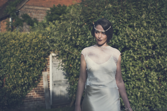 1930s true vintage wedding styling from Sprivers Mansion in Kent, with Sandra Reddin Photography (20)