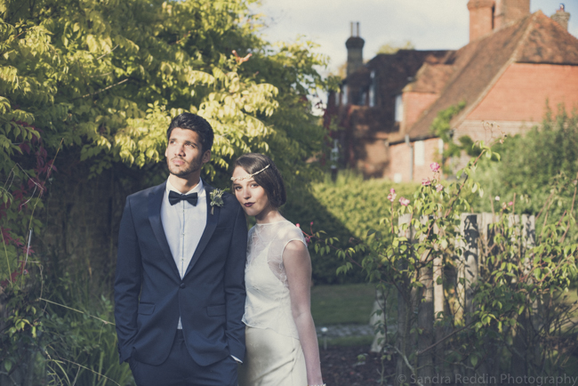 1930s true vintage wedding styling from Sprivers Mansion in Kent, with Sandra Reddin Photography (21)