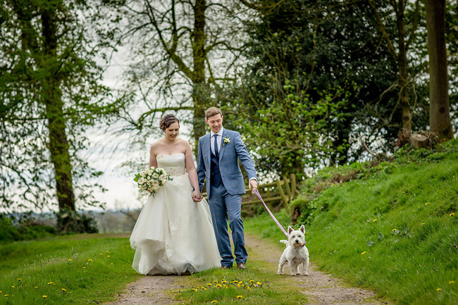 Wedding inspiration by Emma Jane at Sugnall, image credit Deborah Stott (18)