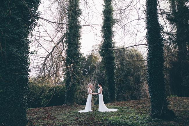 Beautiful winter wedding styling at Lainston House with Hayley Savage Photography (3)