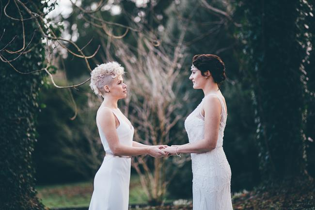 Beautiful winter wedding styling at Lainston House with Hayley Savage Photography (4)