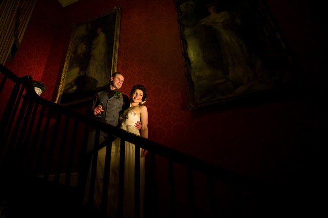 A unique and enchanting candlelit wedding at Bridwell Park. Images Martin Dabek Photography (33)