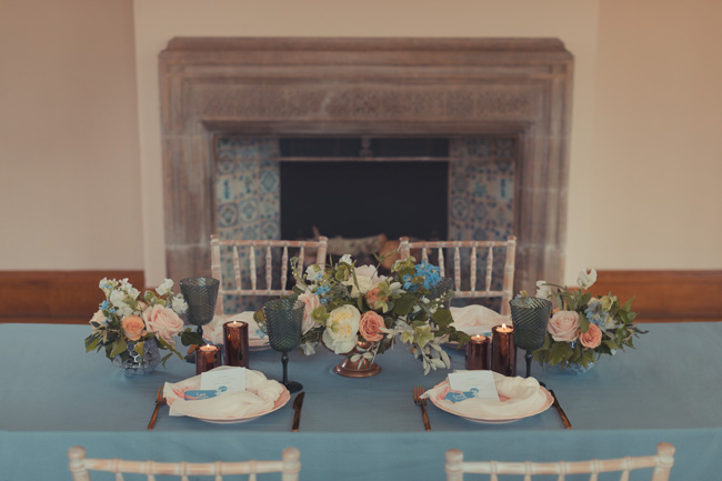 Summer wedding styling ideas with a twist by Pudding Bridge. Image credit James Green Photography (30)