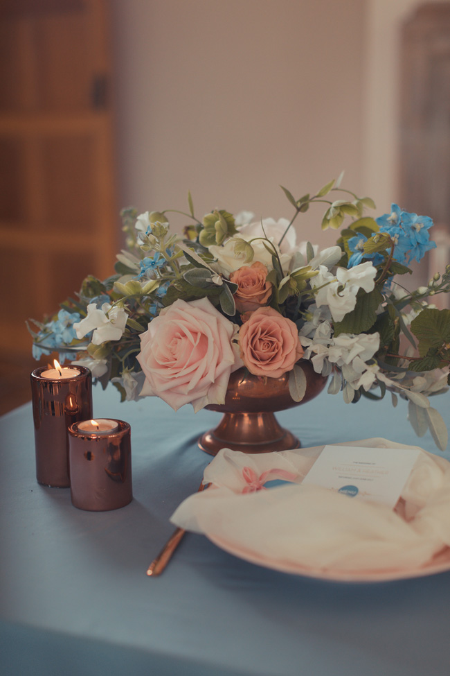 Summer wedding styling ideas with a twist by Pudding Bridge. Image credit James Green Photography (23)