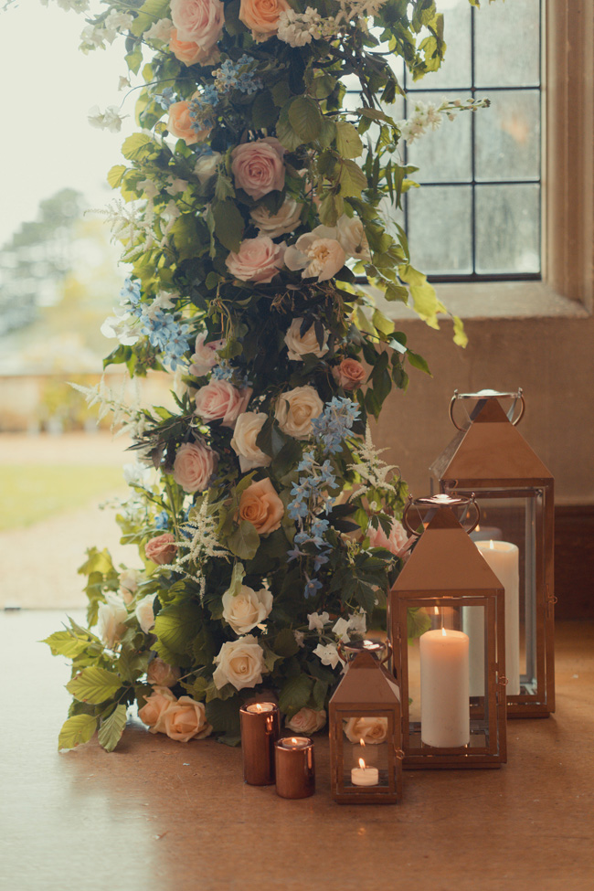 Summer wedding styling ideas with a twist by Pudding Bridge. Image credit James Green Photography (6)