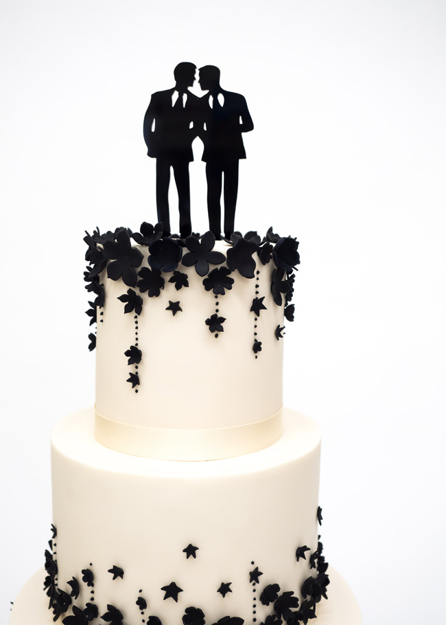 Tiered and single tier wedding cake inspiration by Rosalind Miller Cakes (10)